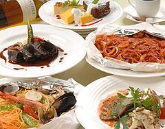 札幌 イタリアンレストランのグルメ宴会予約